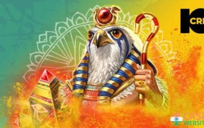 Join the Egyptian Slot Race at 10Cric Casino