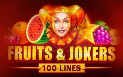 Fruits & Jokers: 100 Lines Slot Review
