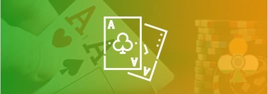 online poker table card game
