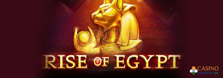 Rise of Egypt Slot Review: Rise to the Occasion