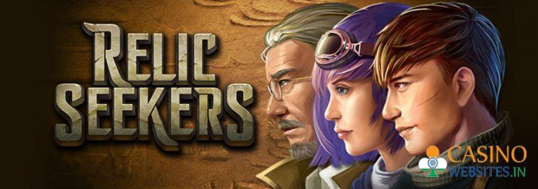Relic Seekers Microgaming Slot Review | CasinoWebsites