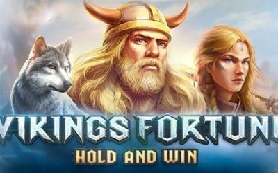 Vikings Fortune: Hold and Win Slot Review