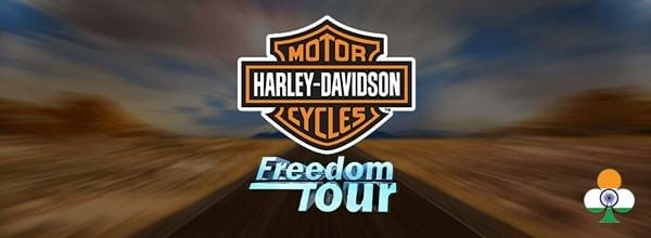 Harley Davidson Freedom Tour review