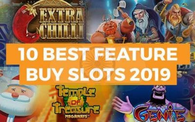 Top 10 Feature Buy Slots and Video Slots 2020