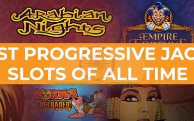 Best Progressive Jackpot Slots to Play