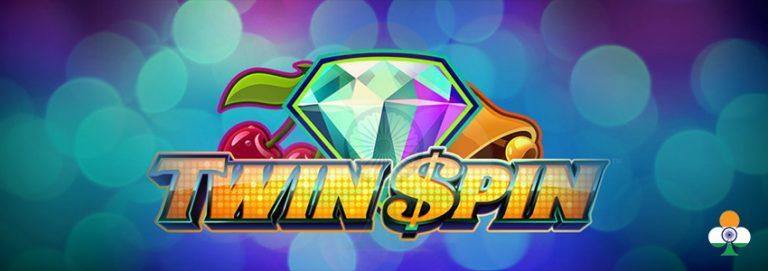 twin spin slot review – netent
