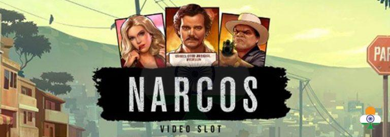 narcos slot review– netEnt