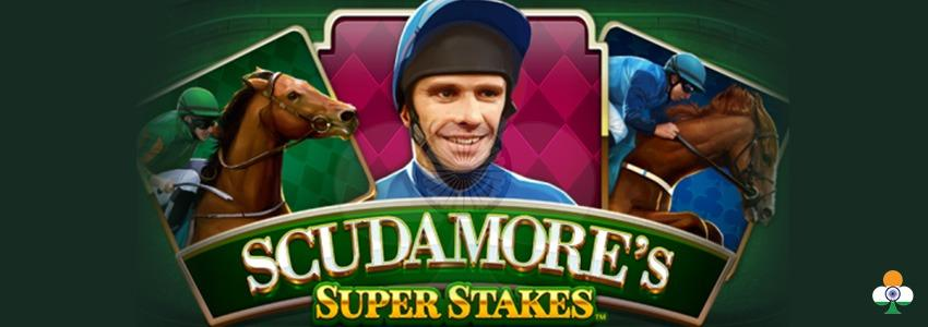 Scudamore's Super Stakes video Slots