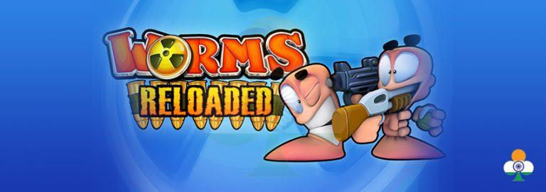 Worms Reloaded Slots