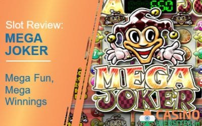 Mega Joker Slot Review