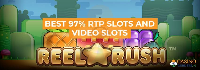 Best 97% RTP slots and video slots casino guides