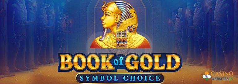 Spiele Book Of Gold Symbol Choice - Video Slots Online