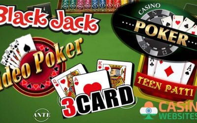 Top 10 Casino Card Games You Need To Play