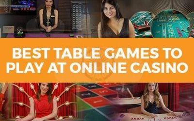 Best Casino Table Games to Play