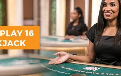 How To Play 16 In Blackjack