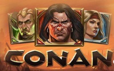 Conan Slot Review