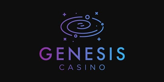 Genesis casino review banner