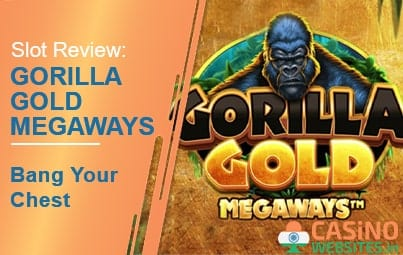 Gorilla Gold Megaways Slot Review
