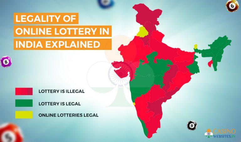 legality lottery map