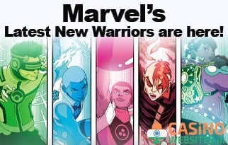 MARVEL'S heroes game banner