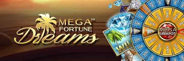 Mega Fortune Dreams review
