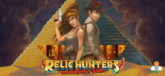 Relic Hunters and the Book of Faith review