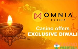 Omnia Casino Bang for the Buck Diwali Offer 2019