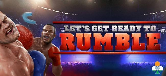 Let's Get Ready to Rumble review