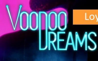 Voodoo dreams loyalty program