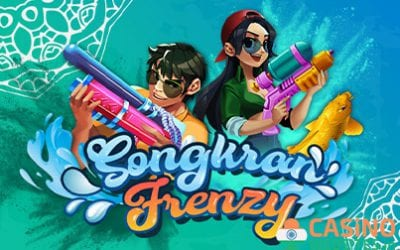 Join the 10Cric ₹1.5 Crore Songkran Frenzy 2020
