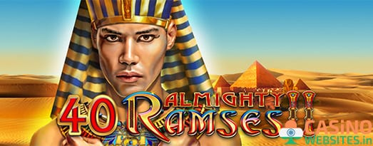 40 Almighty Ramses review