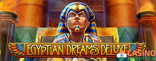 Egyptian Dreams Deluxe slot review