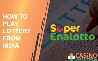 How to Play SuperEnalotto Lottery from India