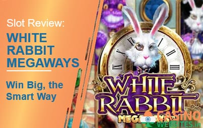 White Rabbit MegaWays slot review banner