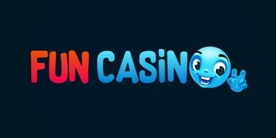 fun casino logo review