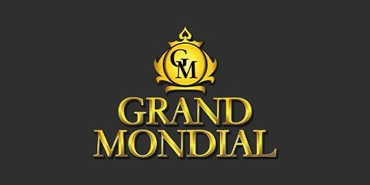 grand mondial casino logo review