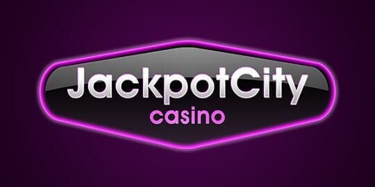 jackpot city casino logo review