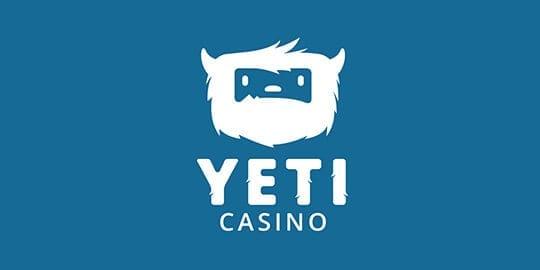 yeti casino logo review