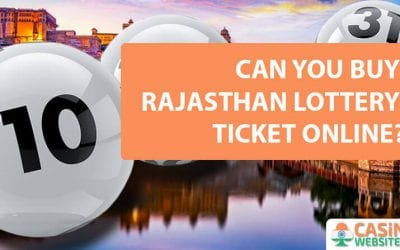 Rajasthan Lottery Ticket Online