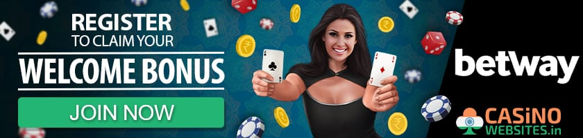 betway casino offer