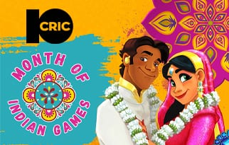 The 10Cric Month of Indian Games Begins