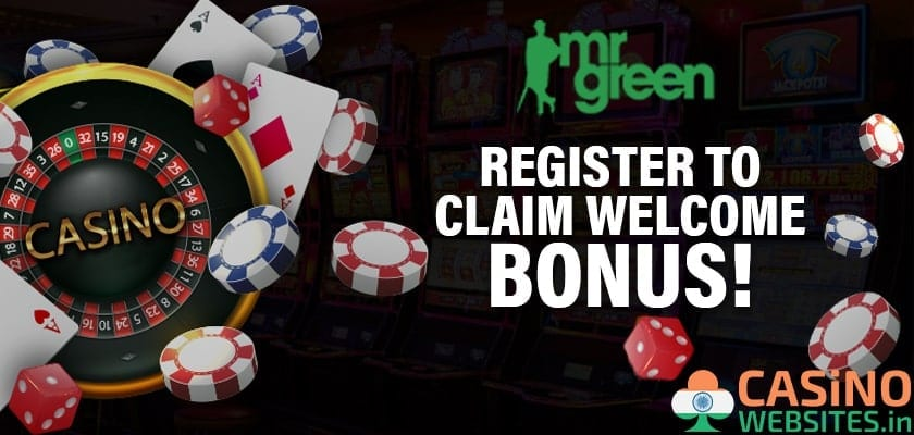 mr green casino offer