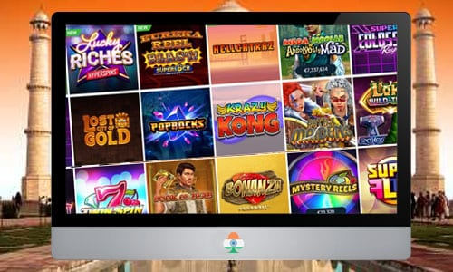 Casino Games that you can play from India